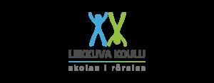Kainuun Liikunta ry - Liikkuva koulu logo.